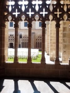 Cloisters of Santo Domingo